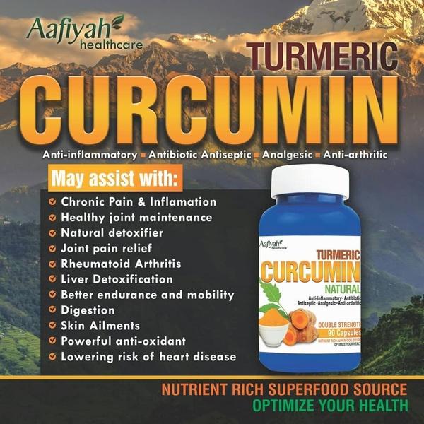 Curcumin 90 caps picture