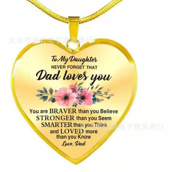 Dad loves you (daughter) picture