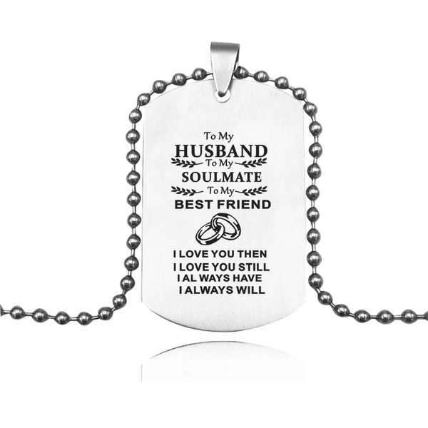 To my husband. picture