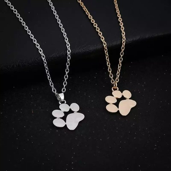 Paw necklace picture