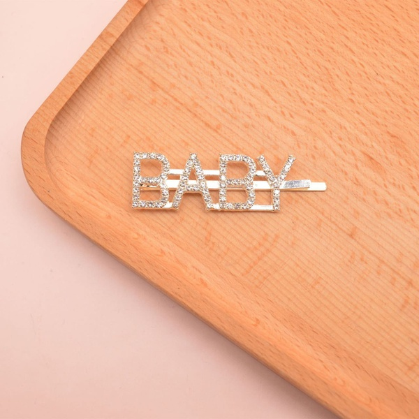 Baby hair clip picture
