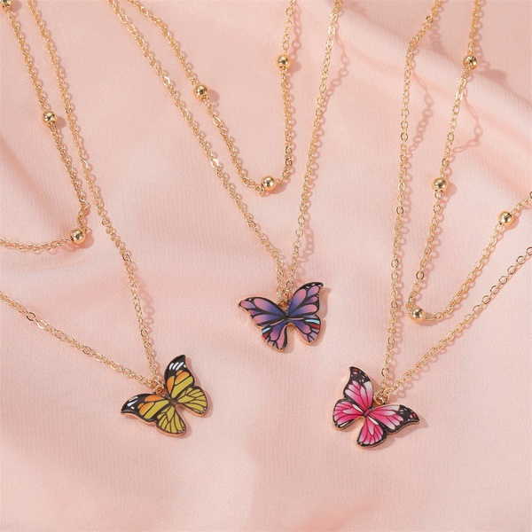 Butterfly necklace #22 picture