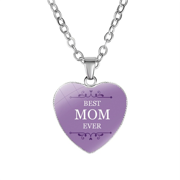 Best mom ever (purple) picture