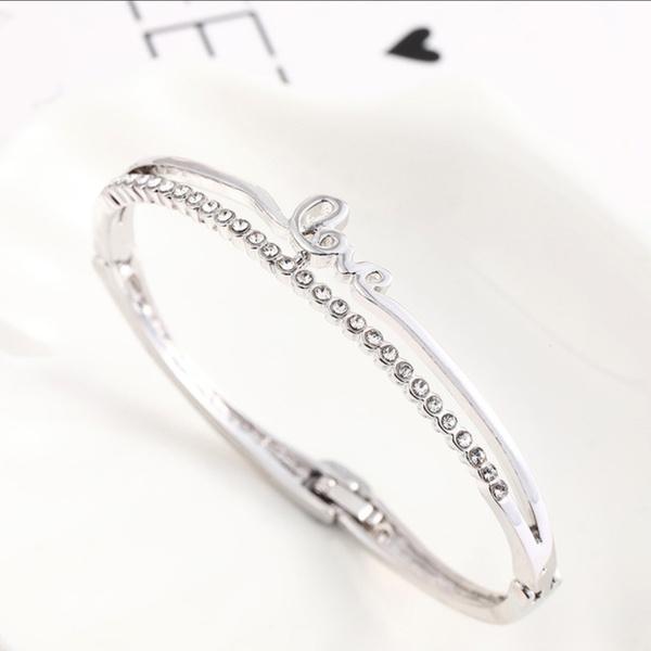 Love bracelet silver picture