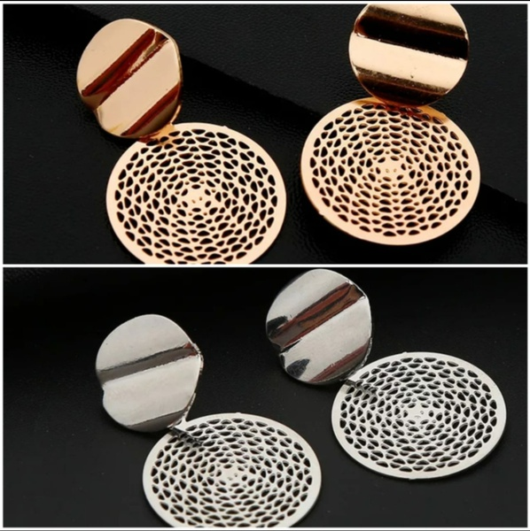 Mesh earing picture