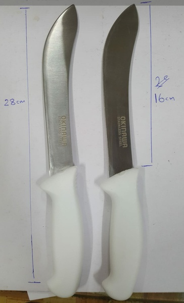 Okinawa knives picture