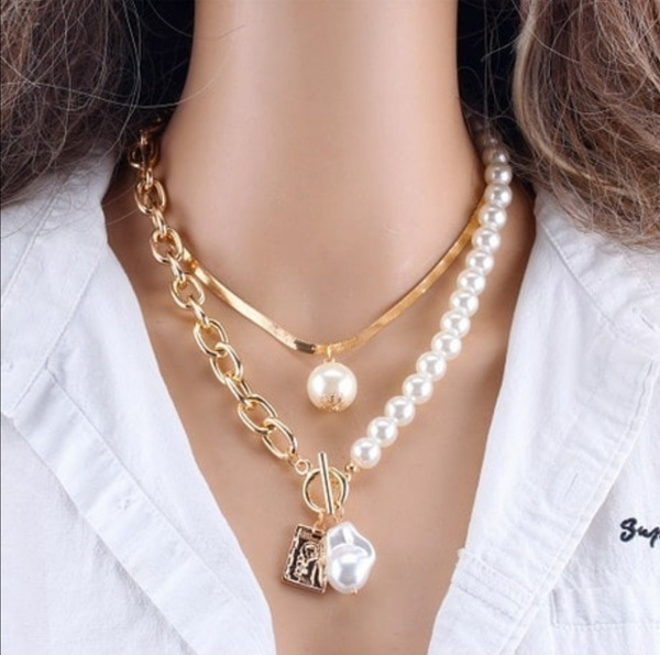 Pearl necklace #20 picture
