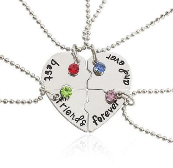 Best friend necklace #20 picture