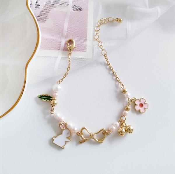 Kiddies bunny bracelet picture