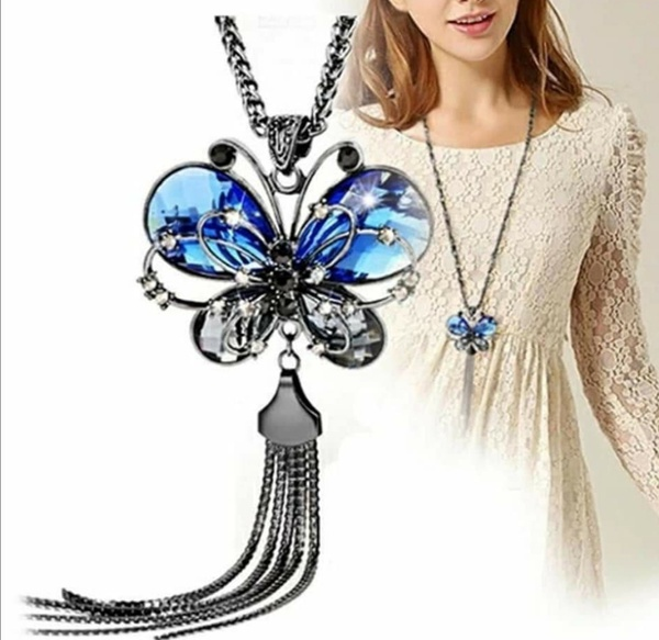 Butterfly chain picture