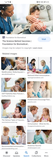Baby immunization and vaccination picture