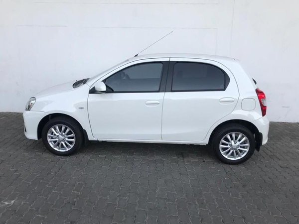 2018 toyota etios 1.5 sprint (53500kms) picture