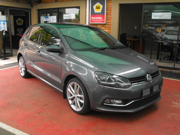 2015 volkswagen polo 1.2tsi highline(157000kms) picture