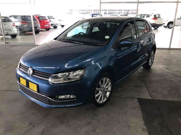 2015 volkswagen polo 1.2tsi highline(137211kms) picture