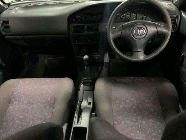 2005 toyota tazz 130 picture