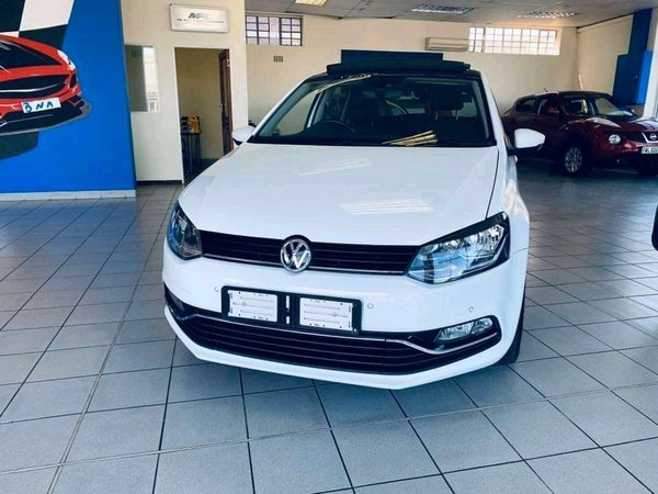 2016 volkswagen polo 1.2tsi highline auto(75345kms) picture
