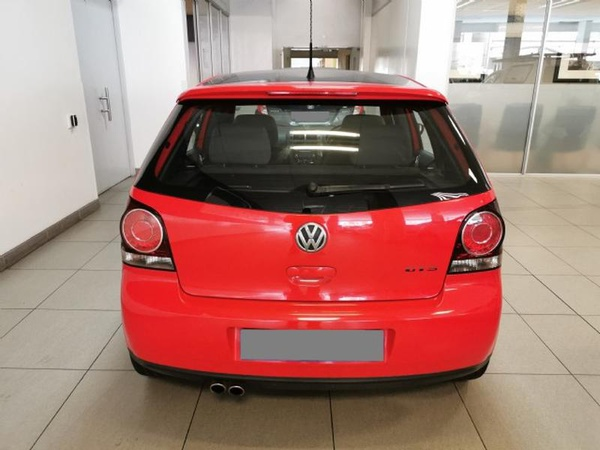 2016 volkswagen polo vivo 1.6 gts(58000kms) picture