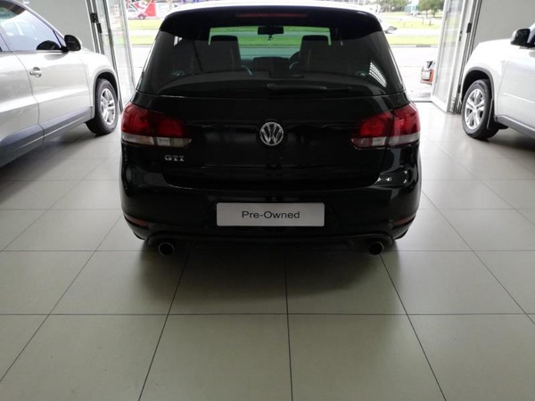 2012 volkswagen golf 6  (124500km) picture
