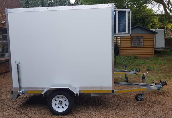 Mobile freezer/chiller picture