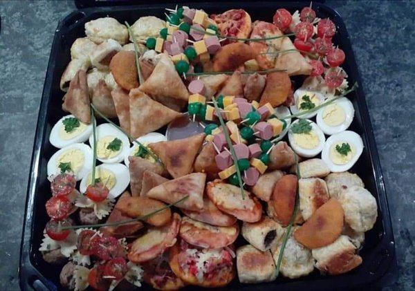 Savoury platters picture