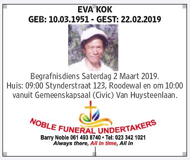 Funeral Saturday picture