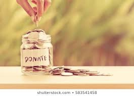Online donation picture