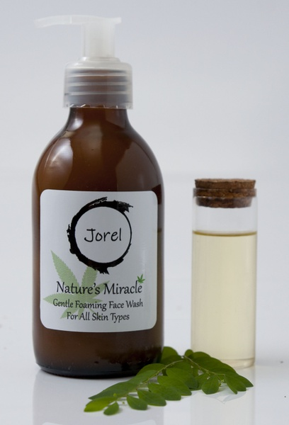 Nature's miracle face wash picture
