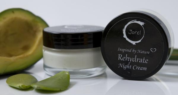 Rehydrate night cream picture