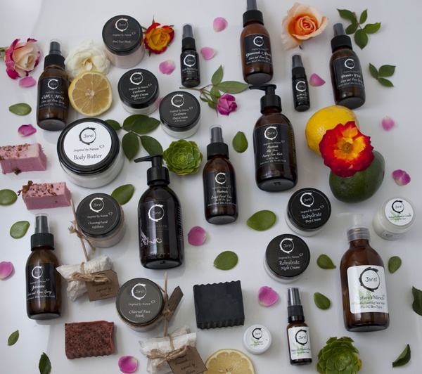 Jorel Handcrafted Skincare Range picture