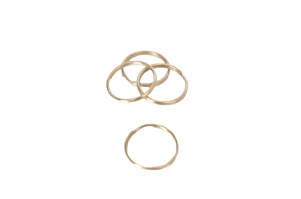 Keyring circles picture