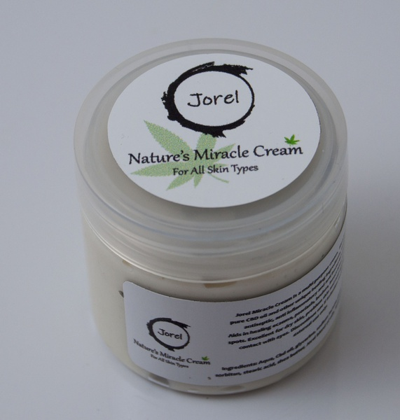 Nature's miracle cream picture