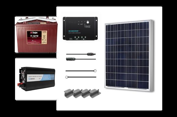 Solar equipment & supplies picture