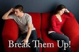 BREAK UP A RELATIONSHIP picture