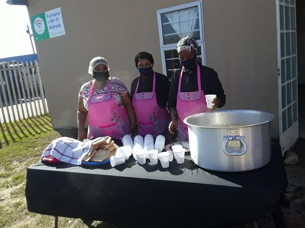 """"""" Hope Feeding  Initiative """" (Soup Kitchen) picture"""