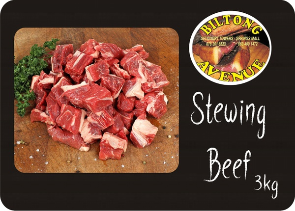 Stewing beef picture