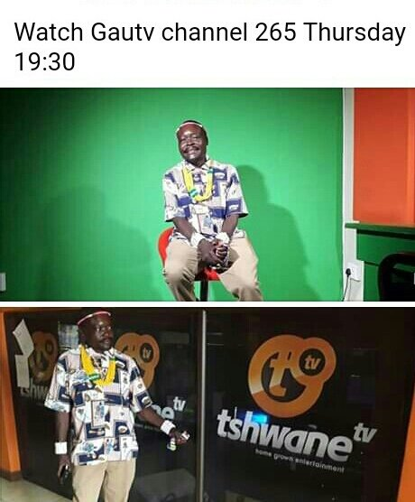 Tau Sebata @Gauteng TV channel 265@19h30 (20/02/2020) picture