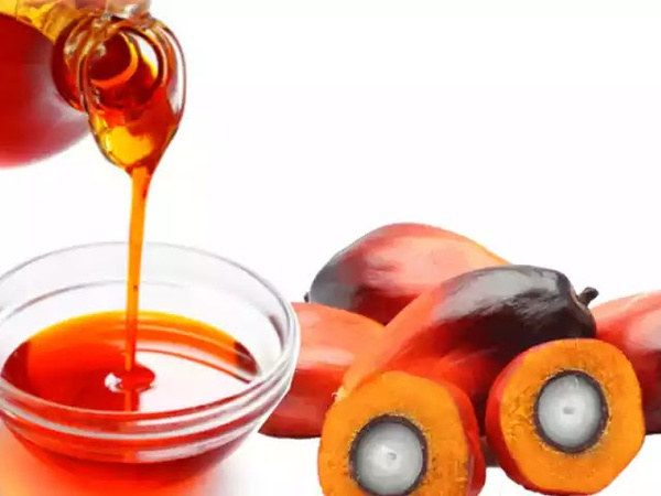 Red palm oil picture