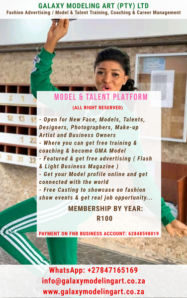 Models & talents platform picture