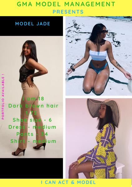 Model Jade picture