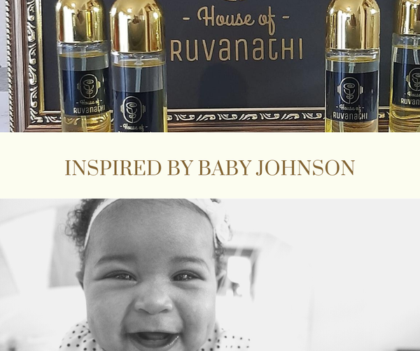 A fragrance inspired by baby powder picture