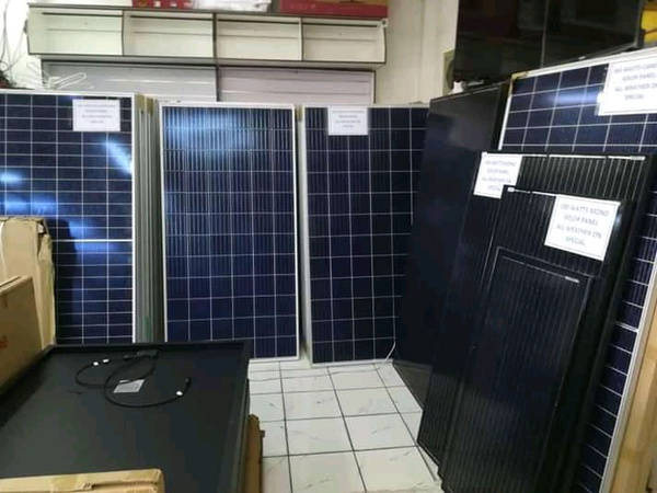 Solar for sell different sizes picture