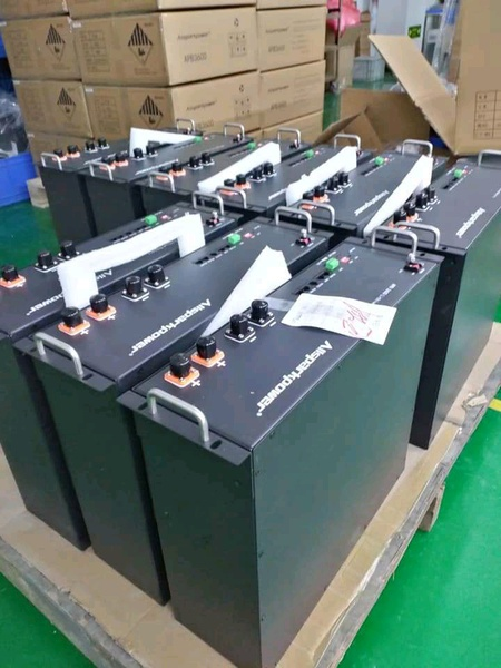 Lithium battery picture