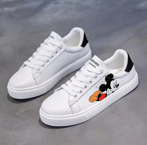 Mickey mouse sneakers picture