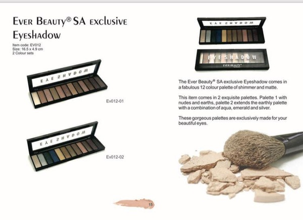 Eyeshadow picture