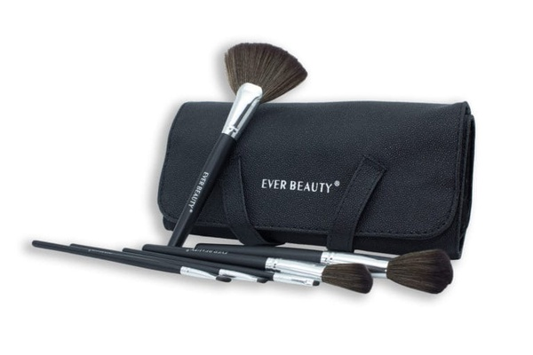 Ever beauty 18 piece brush set picture