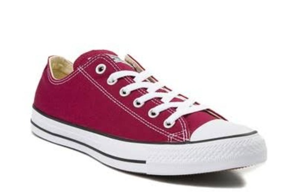 Totto tekkies maroon picture