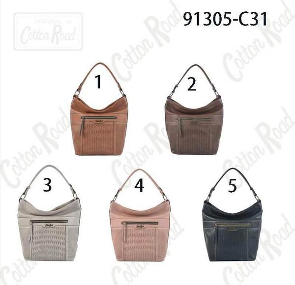 Cotton road pu handbag 91305 c31 picture