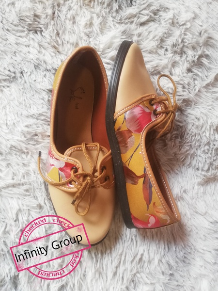 Sugar baby shoes tan picture