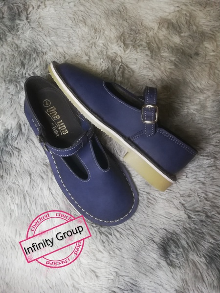 Shirley shoes navy picture