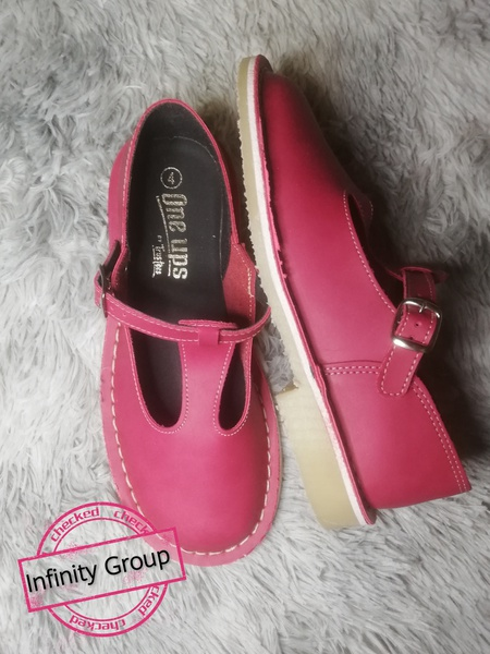 Shirley shoes cerise picture